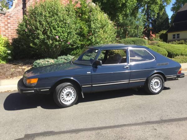 Photo 1985 Saab 900 - $3,800 (Monmouth)