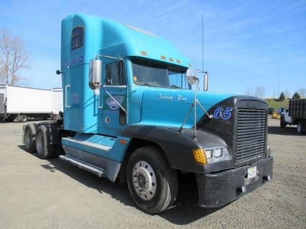 Photo 1995 Freightliner TA Sleeper Truck