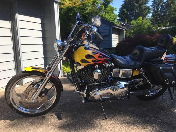 Photo 1998 Harley Davidson - $7,250 (Salem)