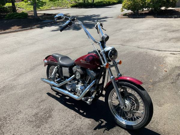 Photo 2000Harley-Davidson Dyna Glide - $4,200 (Salem)