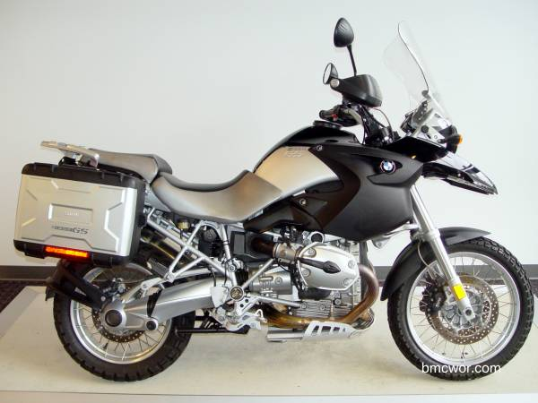 Photo 2007 BMW R1200GS - $6,495 (TIGARD)