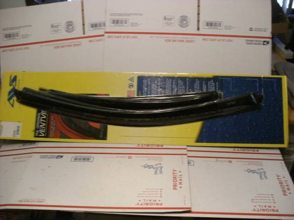 Photo 2011-2018 VW Jetta AVS Vent Shades Door VentVisors New 4pc Lund - $20 (Salem)