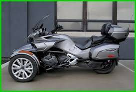 Photo 2017 Can Am Spyder F3-Limited - $17,500 (Monmouth)