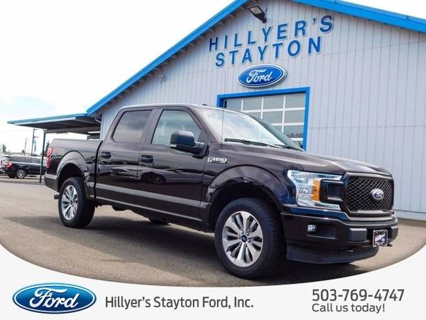 Photo 2018 Ford F-150 XL - $38,747 (_Ford_ _F-150_ _Truck_)