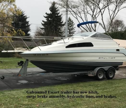 Photo 2239 Bayliner Ciera Sunbridge - $8,000 (Salem)