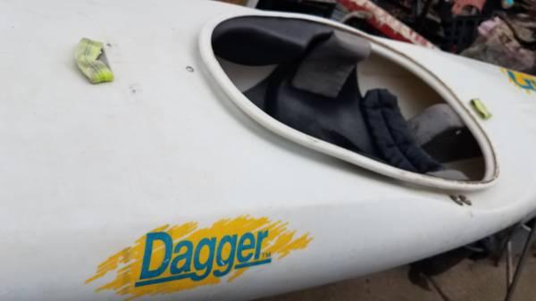 Photo 2 Dagger kayaks - $500 (Salem)