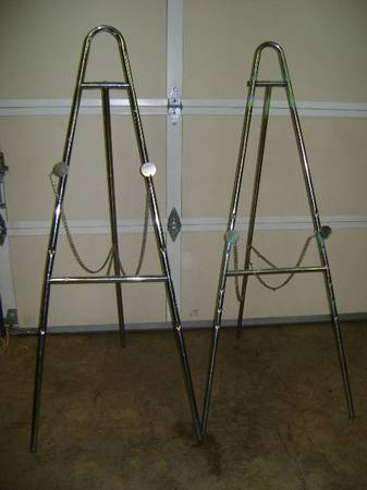 Photo Artist Painting Easel Display Stand - $50 (South Salem)