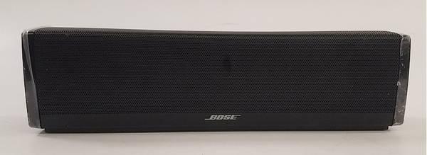 Photo Bose CineMate 15 Sound Bar Home Theater Speaker System - $65 (Keizer)