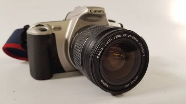Photo Canon Rebel 2000 Film Camera W 2 Lenses - $95 (Keizer)