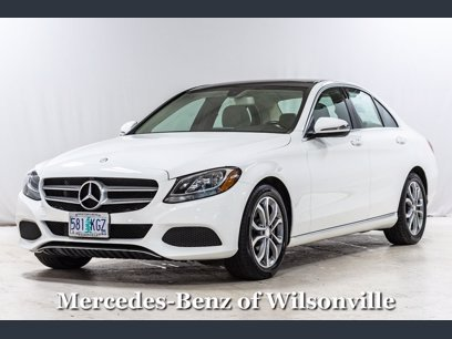 Photo Certified 2017 Mercedes-Benz C 300 Sedan for sale