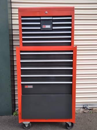 Photo Classic 1977 sears craftsman double tool box - $400 (Salem)