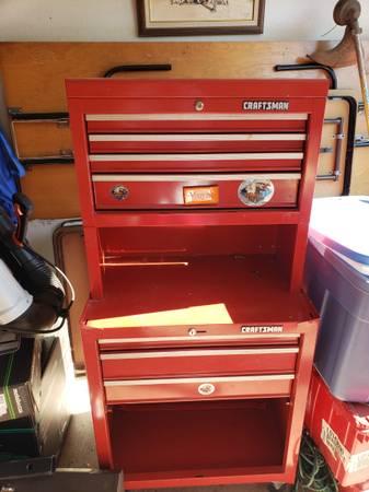 Photo Craftsman Tool Chest with Tools - $220 (Salem NE)