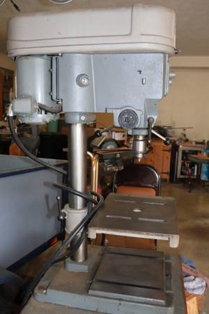 Photo Drill Press-Delta Rockwell - $1,000 (Monmouth)