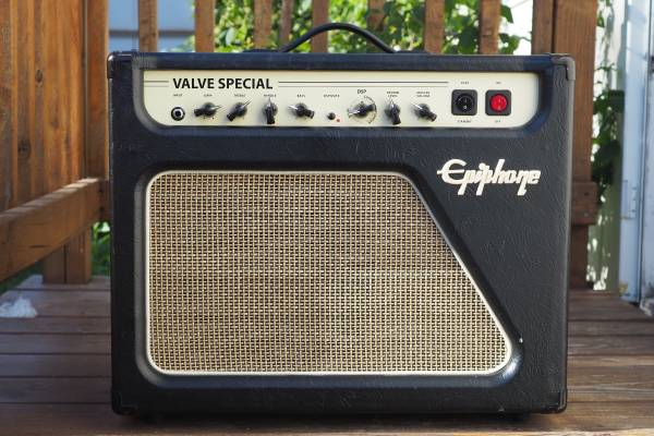 Photo Epiphone Valve Special 5-Watt Class A Tube Amp - $225 (Keizer)