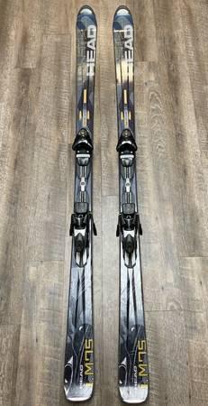 Photo HEAD Monster i.M75 Men39s Skis 184 Cm W Tyrolia LD 12 Bindings - $140 (Monmouth, OR)