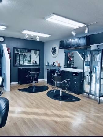 Photo Hair Salon For Sale - $1 (Salem)