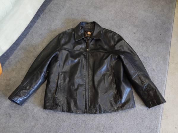 Photo Leather Jacket (Marc New York Mens XXL) - $50 (Salem)