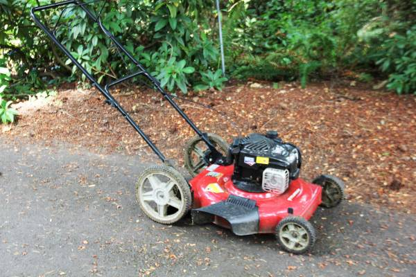 Photo Murray 21 inch Lawn Mower - $100 (SALEM)