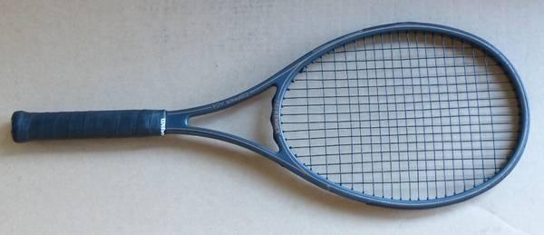 Photo Pro Kennex Copper Ace Tennis Racquet - $10 (West Salem)