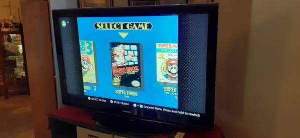 Photo SAMSUNG 52 INCH BIG SCREEN TV TV - $150 (Alpha St SE)