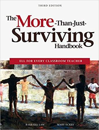 Photo The More-Than-Just-Surviving Handbook - ELL - Third Edition - $15 (Salem)