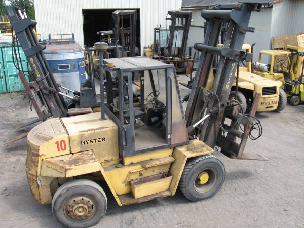 Photo USED FORKLIFT PARTS moved to Woodburn (Woodburn)