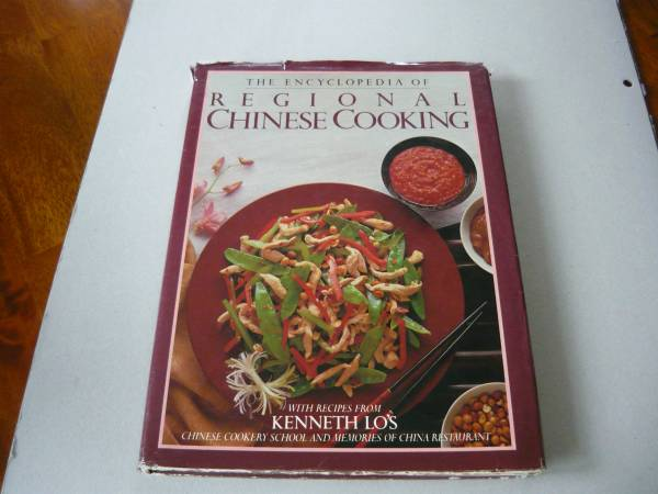 Photo USED THE ENCYCLOPEDIA OF REGIONAL CHINESE COOKING - $3 (LINCOLN CITY)