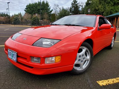 Photo Used 1996 Nissan 300ZX 22 Hatchback for sale