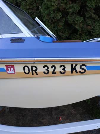 Photo boat for sale 1979 starcraft - $700 (Salem)