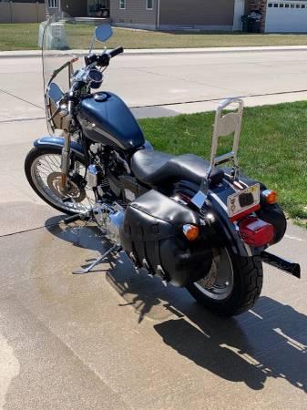 Photo 2003 Harley-Davidson Sportster 1200 Custom - $5,500 (Grand Island)