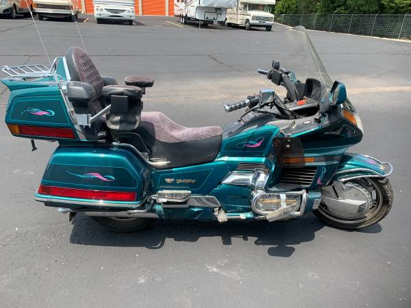Photo For Sale Honda Goldwing 1995 - $5,500 (Andover)
