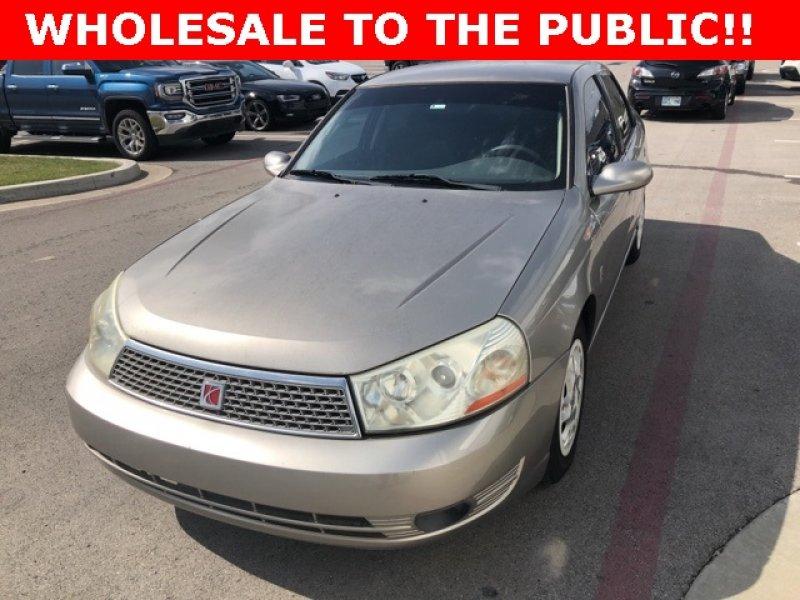 Photo Used 2003 Saturn L-Series L200 Sedan for sale