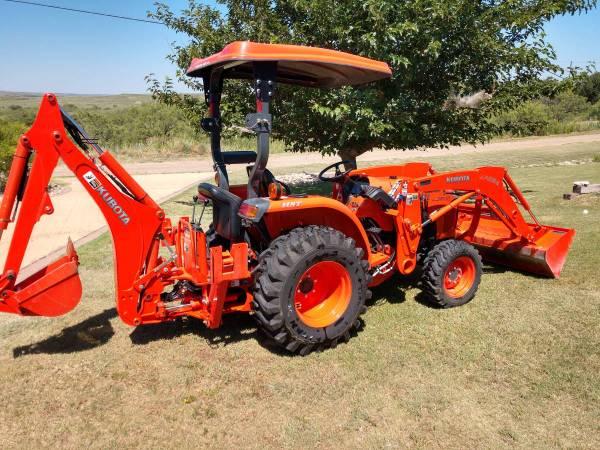 Photo Want to buy John Deere or Kubota tractor (Salina)