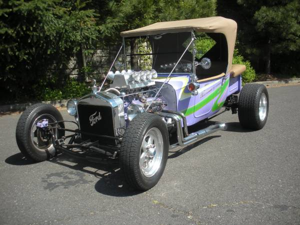 Photo 1923 Ford T Bucket Roadster  - $16500 (Portland)
