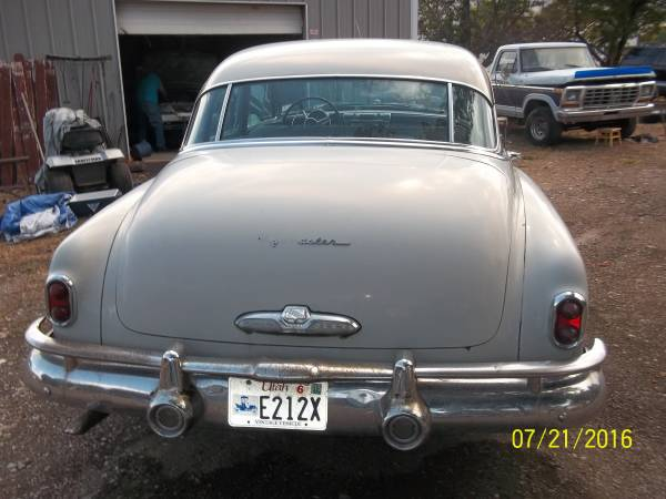Photo 1951 Buick Sedan 4 Door - $7,000 (Santaquin)