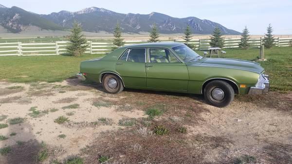 Photo 1974 Ford Maverick - $5000 (Dillon)