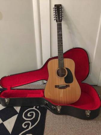 Photo 1975 Takamine F-385 12 String - $450 (Salt Lake City)