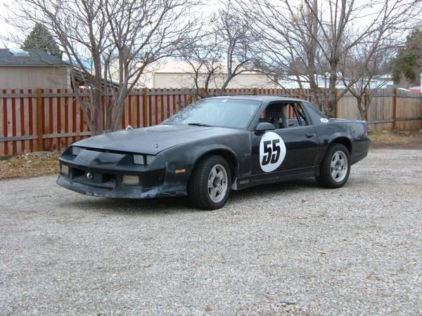 Photo 1988 Camaro IROC Z TRACK RACE CAR - $7,000 (Boise)