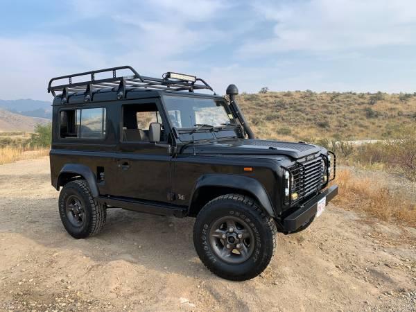 Photo 1993 Land Rover Defender 90 - $34,000 (boise)