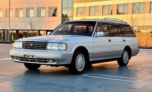 Photo 1995 Toyota Crown Wagon Royal Saloon - JDM Import - www.VansFromJapan. - $12000.00 (Sacramento)