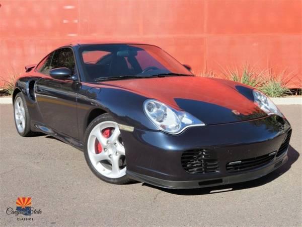 Photo 2003 Porsche 911 Turbo Coupe - $36900 (Canyon State Classics)