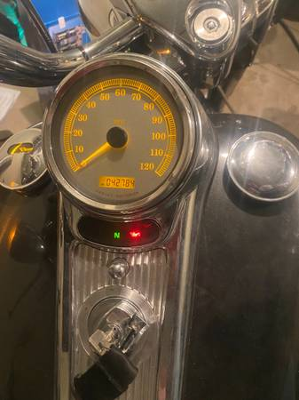 Photo 2007 Harley Road King - $6,500 (Layton)
