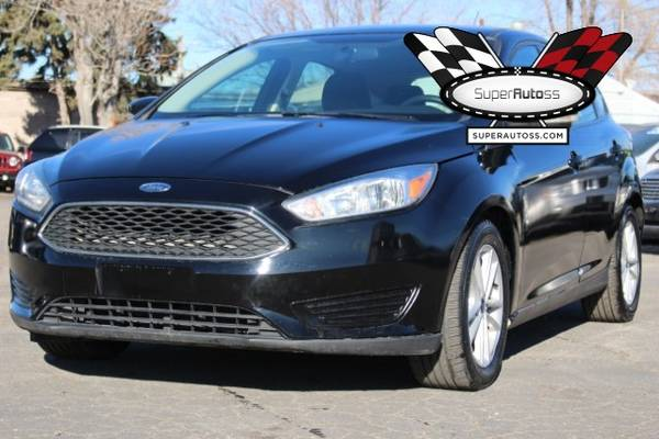Photo 2017 Ford Focus, Repairable, Salvage Save - $4,550 (Salt Lake City)