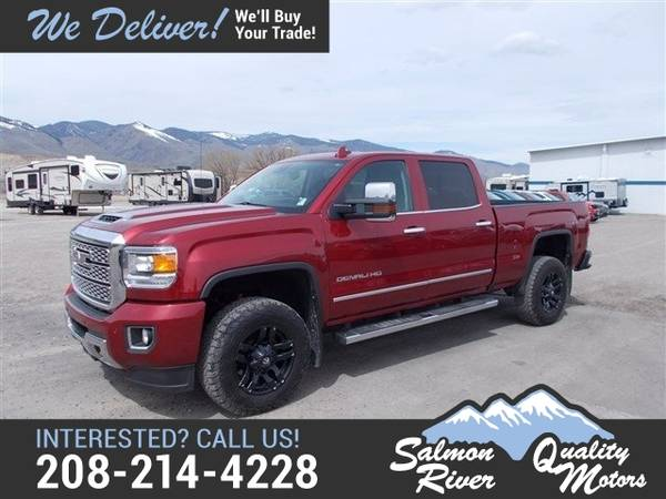 Photo 2018 GMC Sierra 3500HD Denali - $55895 (_GMC_ _Sierra 3500HD_ _Truck_)