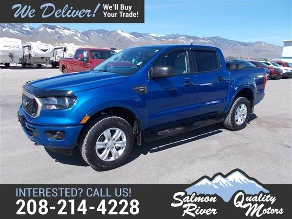 Photo 2019 Ford Ranger XLT - $30,995 (_Ford_ _Ranger_ _Truck_)