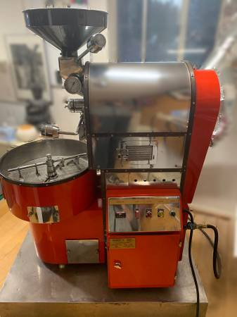 Photo Ambex YM-5 Commercial Coffee Roaster - $5,000 (Cottonwood Heights)