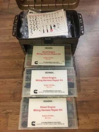 CUMMINS MASTER ENGINE HARNESS REPAIR KIT #3824904 - $900 (Salt Lake City) |  Tools For Sale | Salt Lake City, UT | ShoppokShoppok