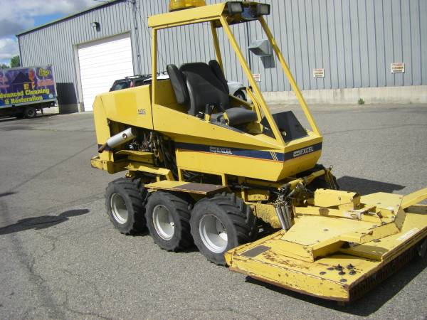 Photo Excel 6400 Self Leveling Hillsider Mower - $6,900 (Twin Falls, ID)