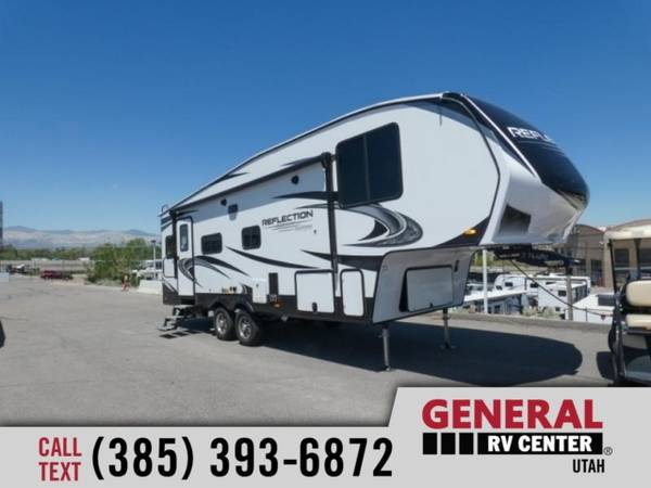 Photo Fifth Wheel 2021 Grand Design Reflection 150 Series 260RD - $50,183