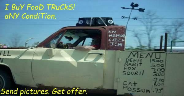 Photo Food or Concession Trailer Trailers Trucks Truck Stepvan Step Van (Anywhere)